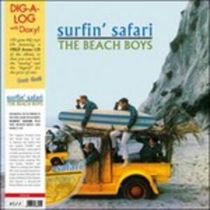 Surfin' Safari - Vinile LP + CD Audio di Beach Boys