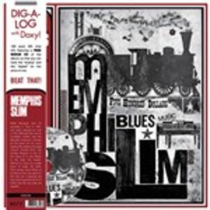 I Find the Blues Everywhere - Vinile LP + CD Audio di Memphis Slim