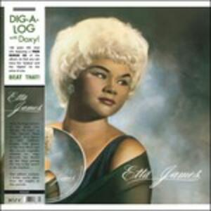 Etta James - Vinile LP + CD Audio di Etta James