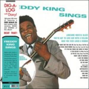 Sings - Vinile LP di Freddy King