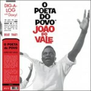 O poeta do povo - Vinile LP di Joao Do Vale