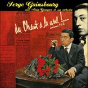 Du chant à la Lune vols. 1 & 2 - Vinile LP di Serge Gainsbourg
