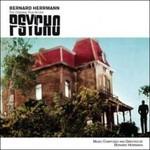 Cover della colonna sonora del film Psycho