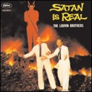 Satan Is Real - Vinile LP di Louvin Brothers