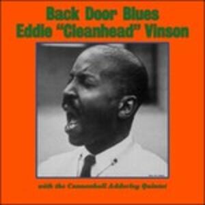 Back Door Blues - Vinile LP di Eddie Cleanhead Vinson