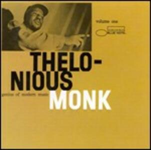 Genius of Modern Music - Vinile LP di Thelonious Monk