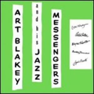 At Blakey!!! Jazz Messengers!!! (Alamode) - Vinile LP di Art Blakey,Jazz Messengers