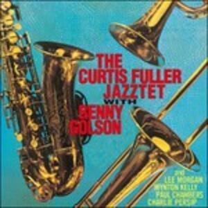 Curtis Fuller Jazztet with Benny Golson - Vinile LP di Curtis Fuller,Benny Golson