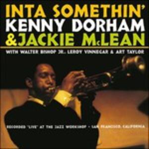 Inta Somethin - Vinile LP di Kenny Dorham,Jackie McLean