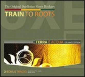 Terra e acqua - CD Audio di Train to Roots