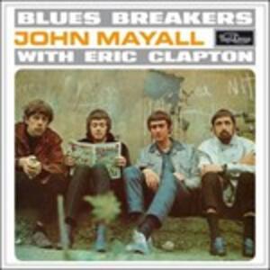 Bluesbreakers with Eric Clapton - Vinile LP di Eric Clapton,John Mayall,Bluesbreakers