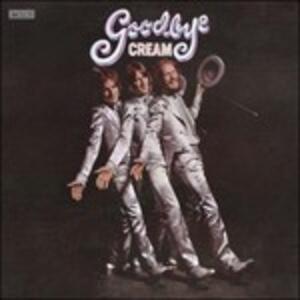 Goodbye - Vinile LP di Cream