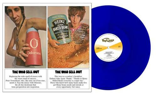 Who Sell Out - Vinile LP di Who