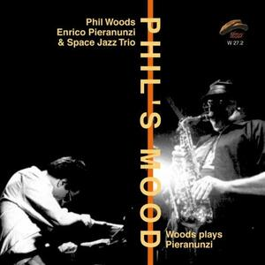 Phil's Mood - CD Audio di Enrico Pieranunzi,Phil Woods