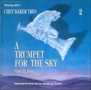 Club 21 Paris vol.2 - CD Audio di Chet Baker