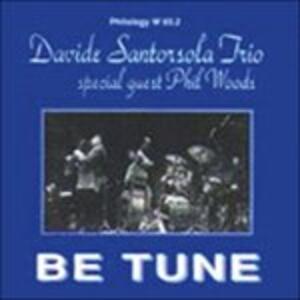 Be Tune - CD Audio di Davide Santorsola