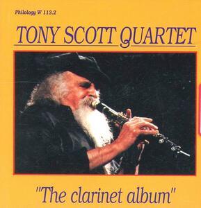 The Clarinet Album - CD Audio di Tony Scott