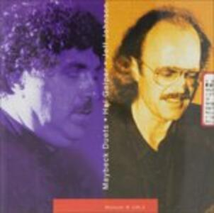 Maybeck Duets - CD Audio di Hal Garper,Jeff Johnson