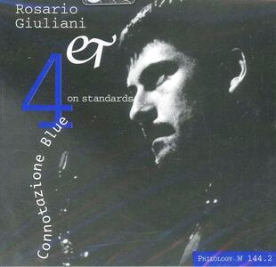 Connotazione Blue - CD Audio di Rosario Giuliani