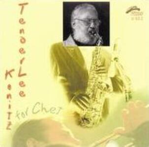 Tenor Lee for Chet - CD Audio di Lee Konitz
