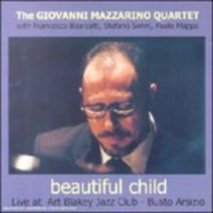 Beautiful Child - CD Audio di Giovanni Mazzarino