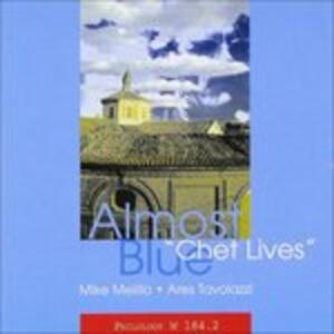 Chet Lives - CD Audio di Ares Tavolazzi,Mike Melillo