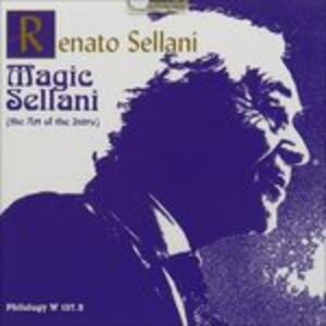 Magic Sellani - CD Audio di Renato Sellani