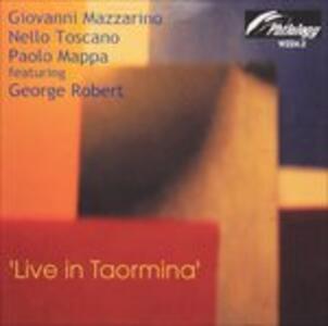 Live in Taormina - CD Audio di Giovanni Mazzarino
