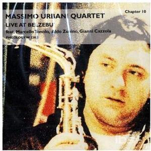 Live at Belzebù - CD Audio di Massimo Urbani
