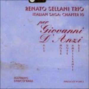 Per Giovanni D'Anzi - CD Audio di Enrico Rava,Renato Sellani