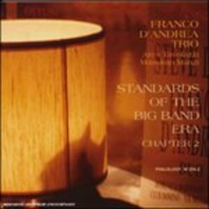 Standards of Big Band Era 2 - CD Audio di Franco D'Andrea