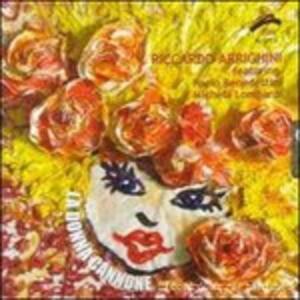 La Donna Cannone - CD Audio di Riccardo Arrighini