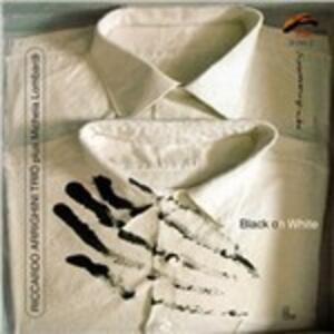 Black on White - CD Audio di Riccardo Arrighini