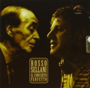 Il concerto perfetto - CD Audio di Renato Sellani,Fabrizio Bosso