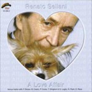 A Love Affair - CD Audio di Renato Sellani