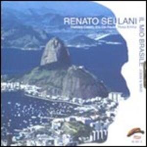 Il mio Brasile - CD Audio di Renato Sellani