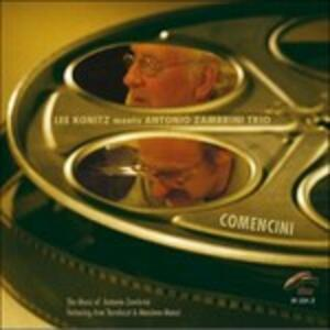Comencini - CD Audio di Lee Konitz,Antonio Zambrini