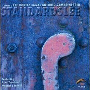 Standardslee - CD Audio di Lee Konitz,Antonio Zambrini