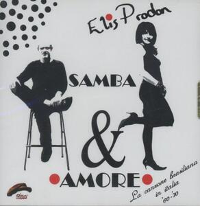 Samba & Amore - CD Audio di Elis Prodon