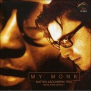 My Monk - CD Audio di Matteo Zaccherini