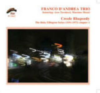 Creole Rhapsody - CD Audio di Franco D'Andrea