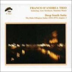 Deep South Suite - CD Audio di Franco D'Andrea