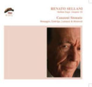 Canzoni stonate - CD Audio di Renato Sellani