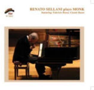 Sellani plays Monk - CD Audio di Renato Sellani