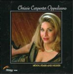 Moon Stars and Nights - CD Audio di Chrissie Oppedisano