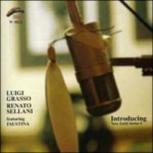 Introducing - CD Audio di Renato Sellani,Faustina Sellani