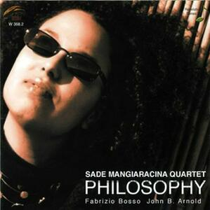 Philosophy - CD Audio di Sade Mangiaracina