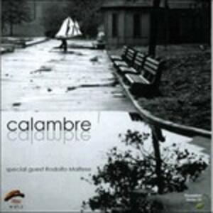 Calambre - CD Audio di Calambre
