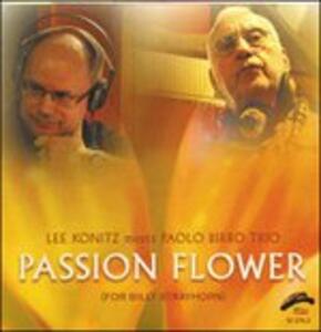 Passion Flower - CD Audio di Lee Konitz,Paolo Birro