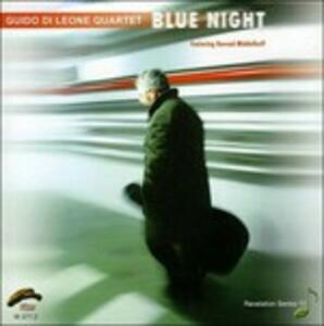 Blue Night - CD Audio di Guido Di Leone